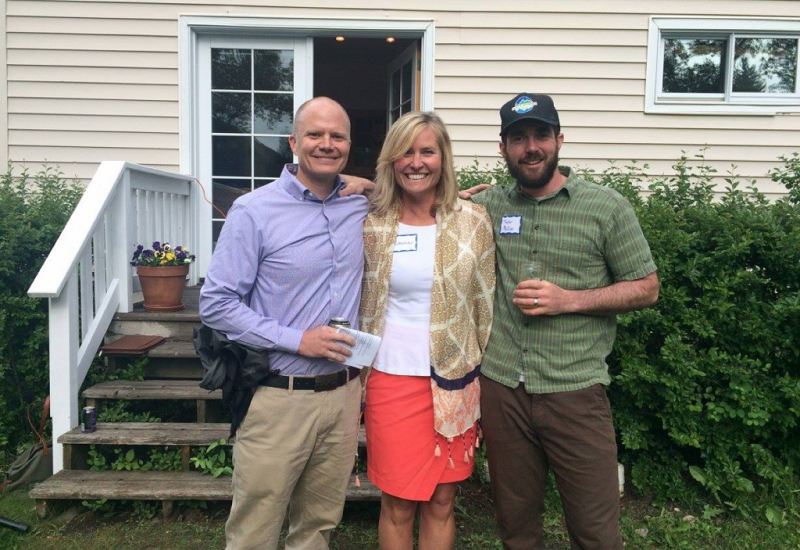 Thanks to everyone who attended Green Drinks JH at the Jackson Hole Land Trust in June featuring a candid discussion about conservation in our unique community with Jeff Golightly with the Jackson Hole Chamber of Commerce, Laurie Andrews with the Jac