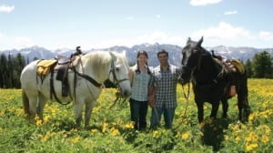 Trail Rides with Jackson Hole Outfitters