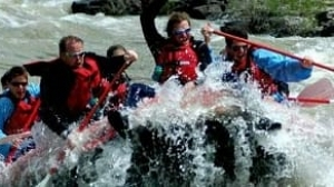 Jackson Hole Whitewater Rafting